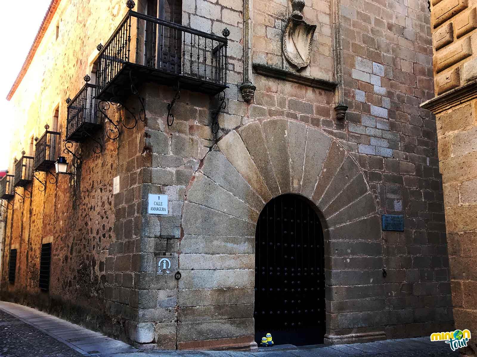El Palacio de Carvajal