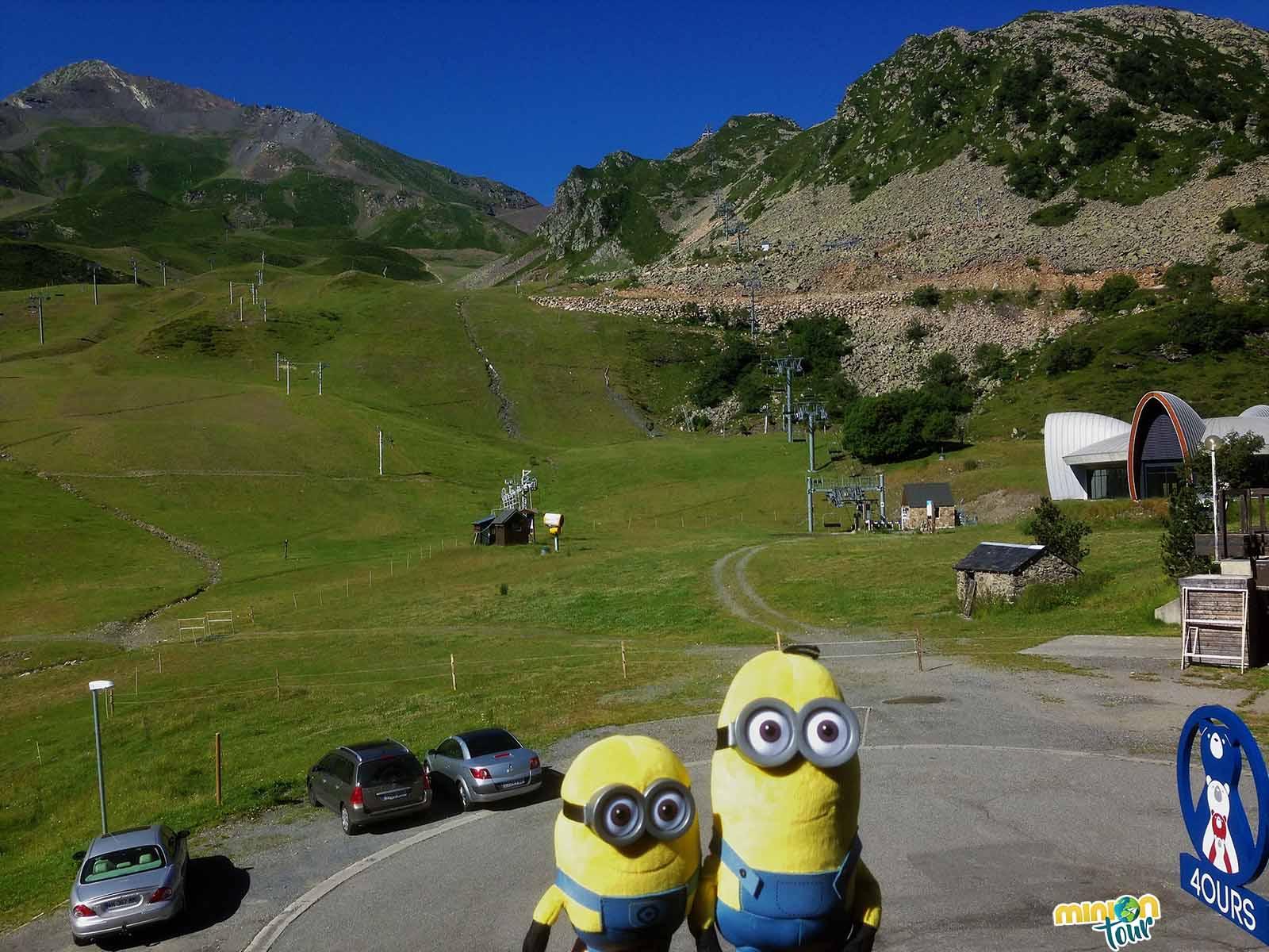Piau Engaly, qué hacer en una estación de esquí sin nieve