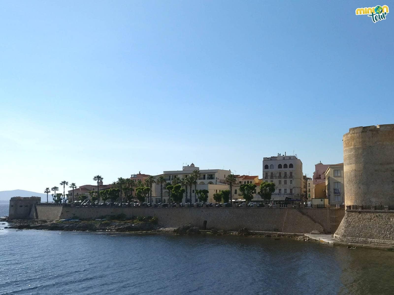 Vista de Alghero