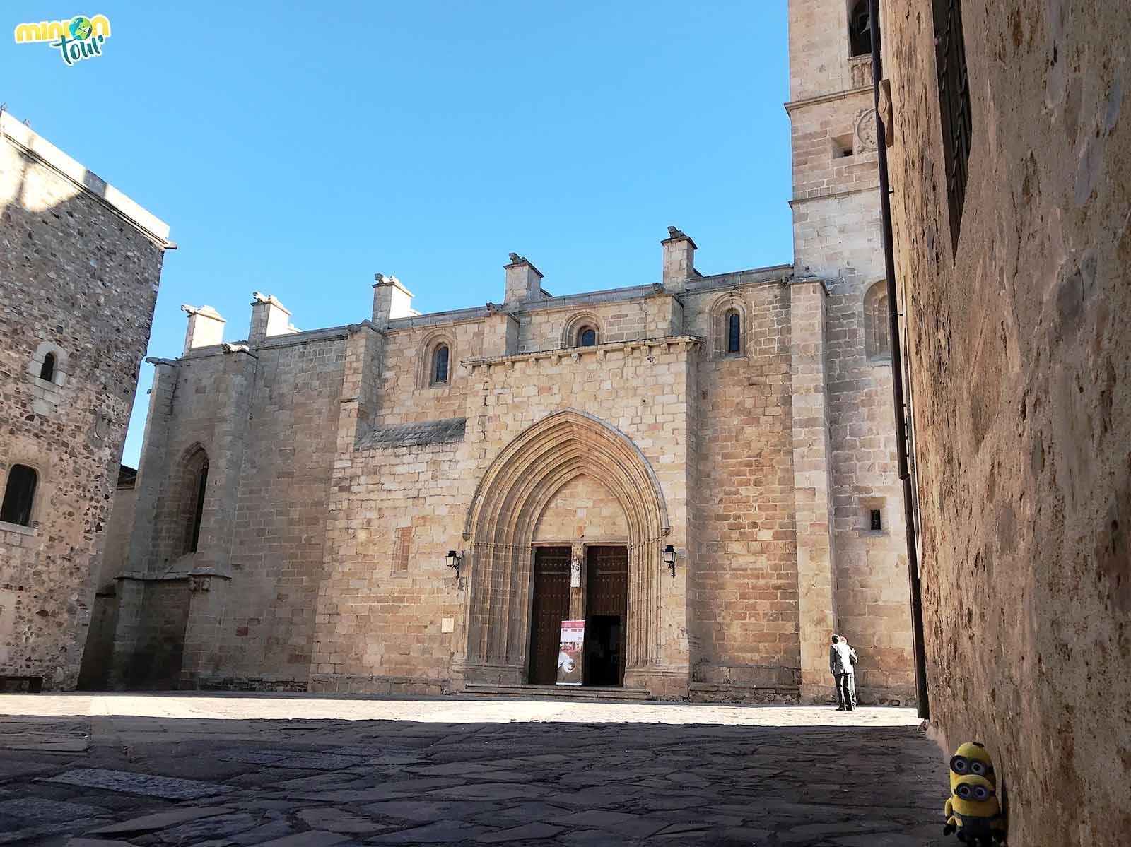 Vista de la Concatedral de Santa María