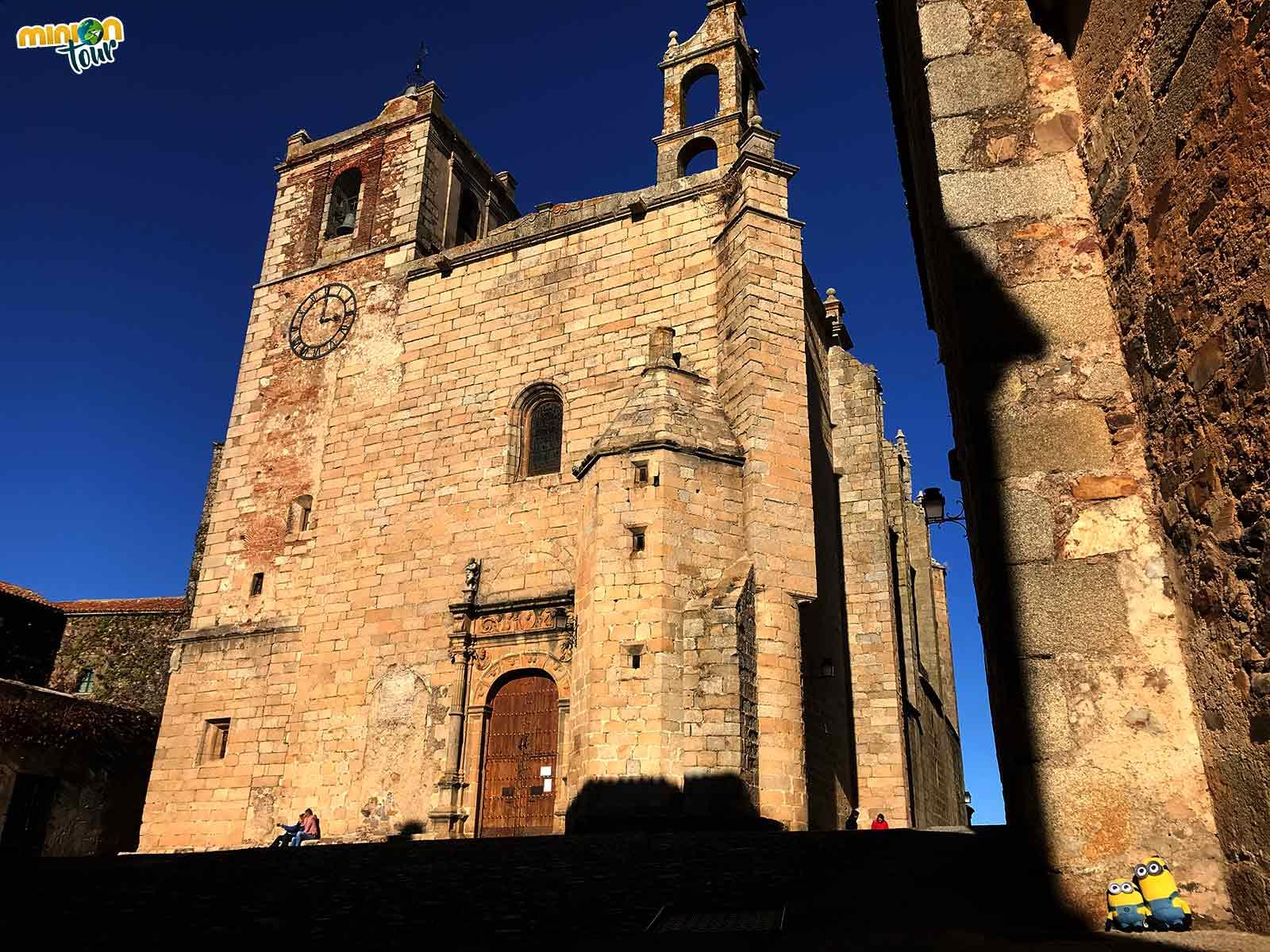 La Iglesia de San Mateo, una de las iglesias que hay que ver en Cáceres