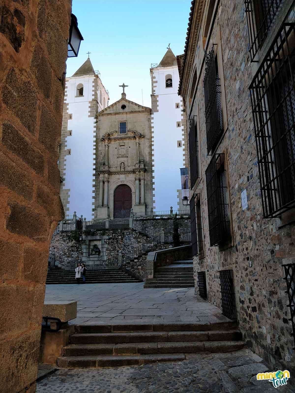 ¿Qué ver en Cáceres con MiniOnTour?