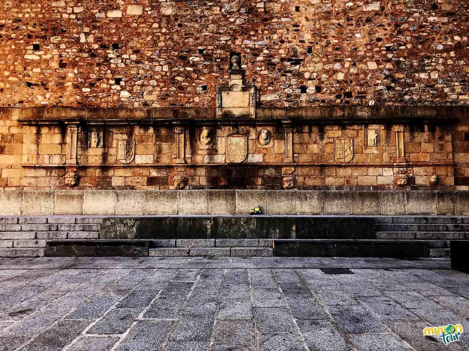 El Foro de los Balbos, uno de los sitios que ver en Cáceres