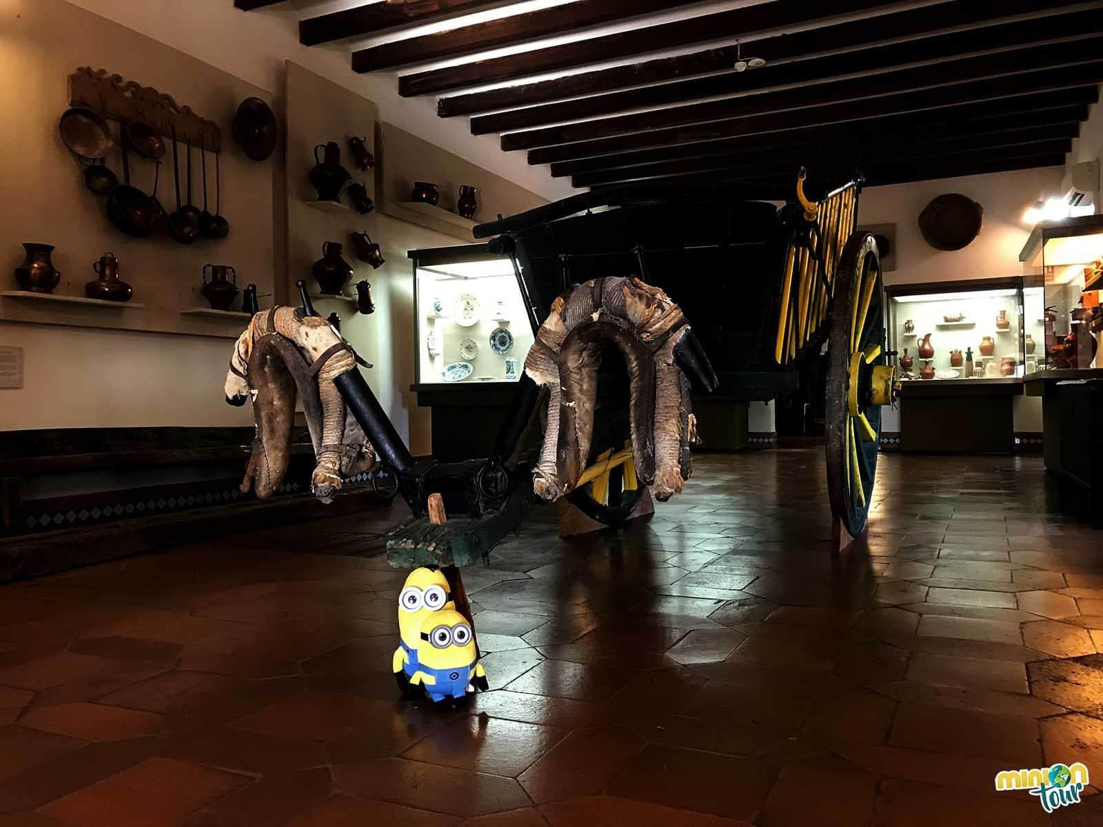 Recorriendo el Museo de Cáceres