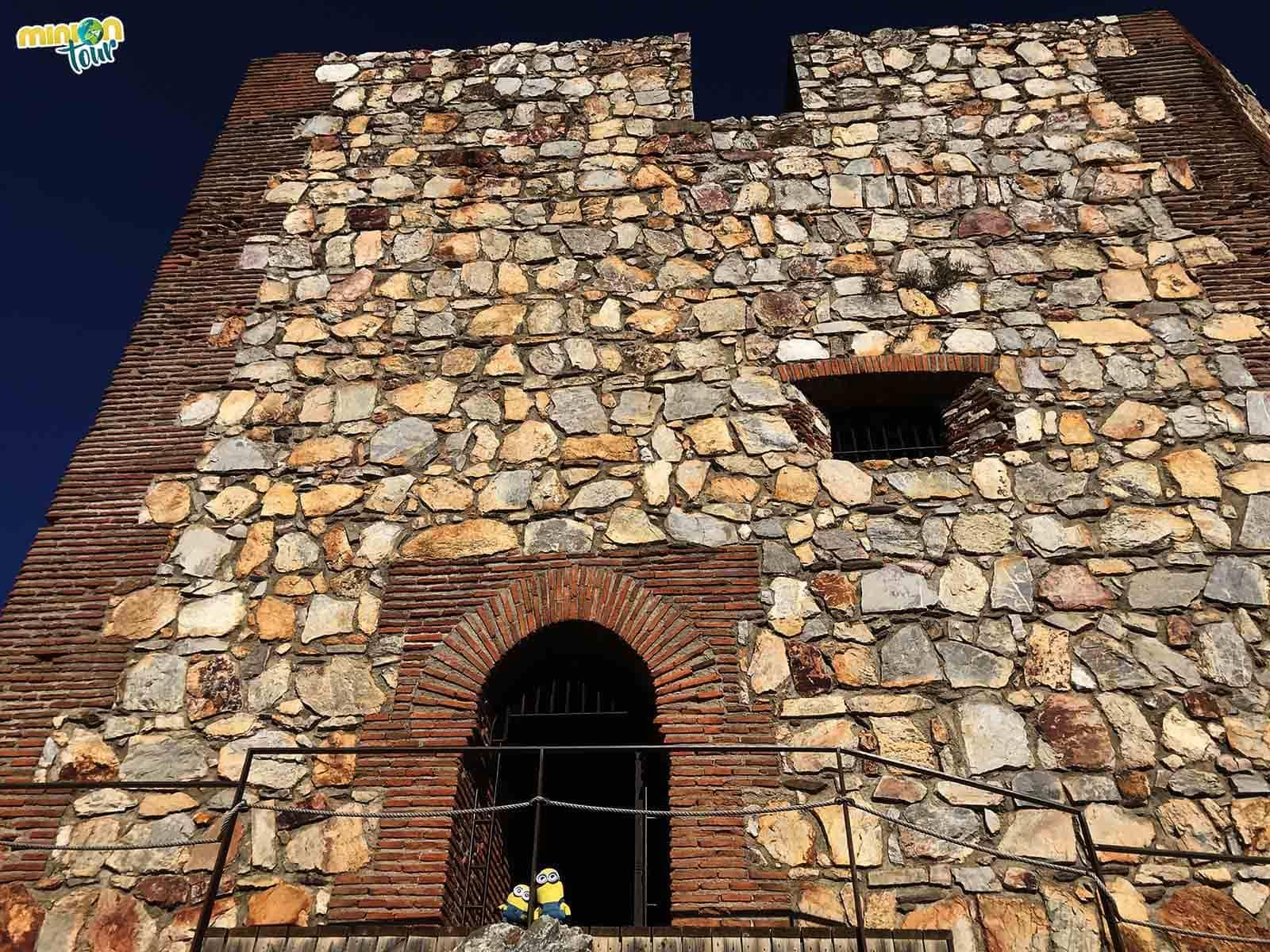 Hemos llegado al Castillo de Monfragüe