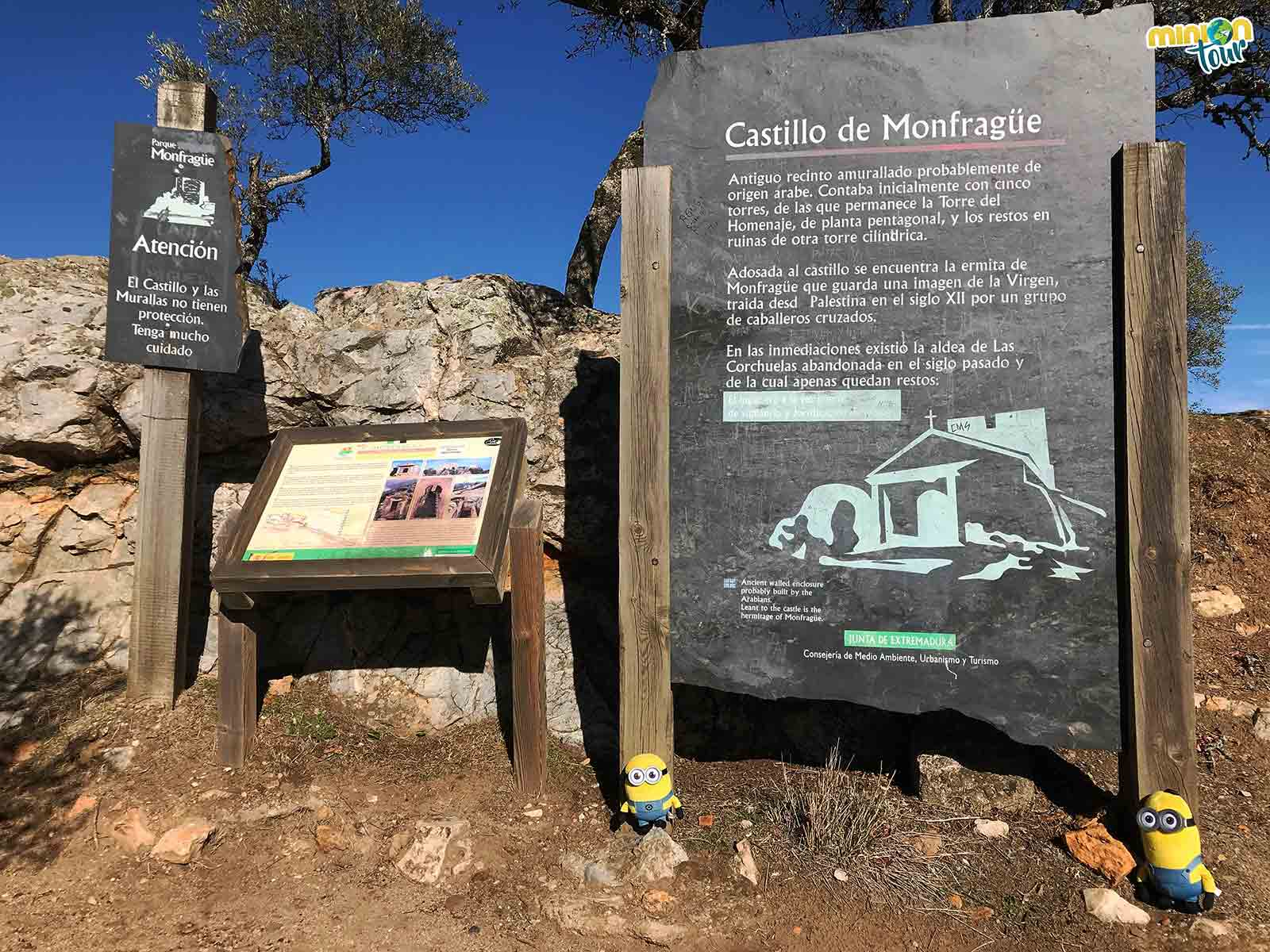 MiniOnTour se va de ruta por el Parque Nacional de Monfragüe