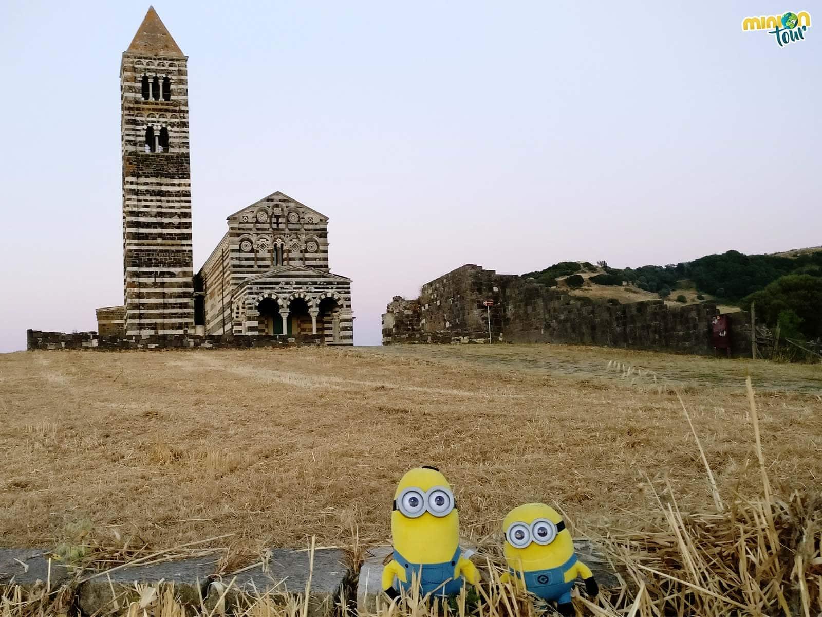 Basílica de la Santísima Trinidad de Saccargia, otra de iglesias de Cerdeña que más nos gustó