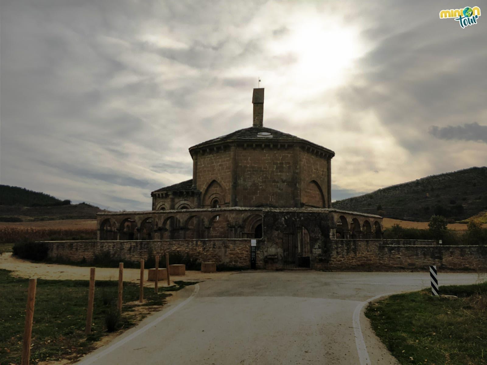 Alucinamos con la Ermita de Santa María de Eunate