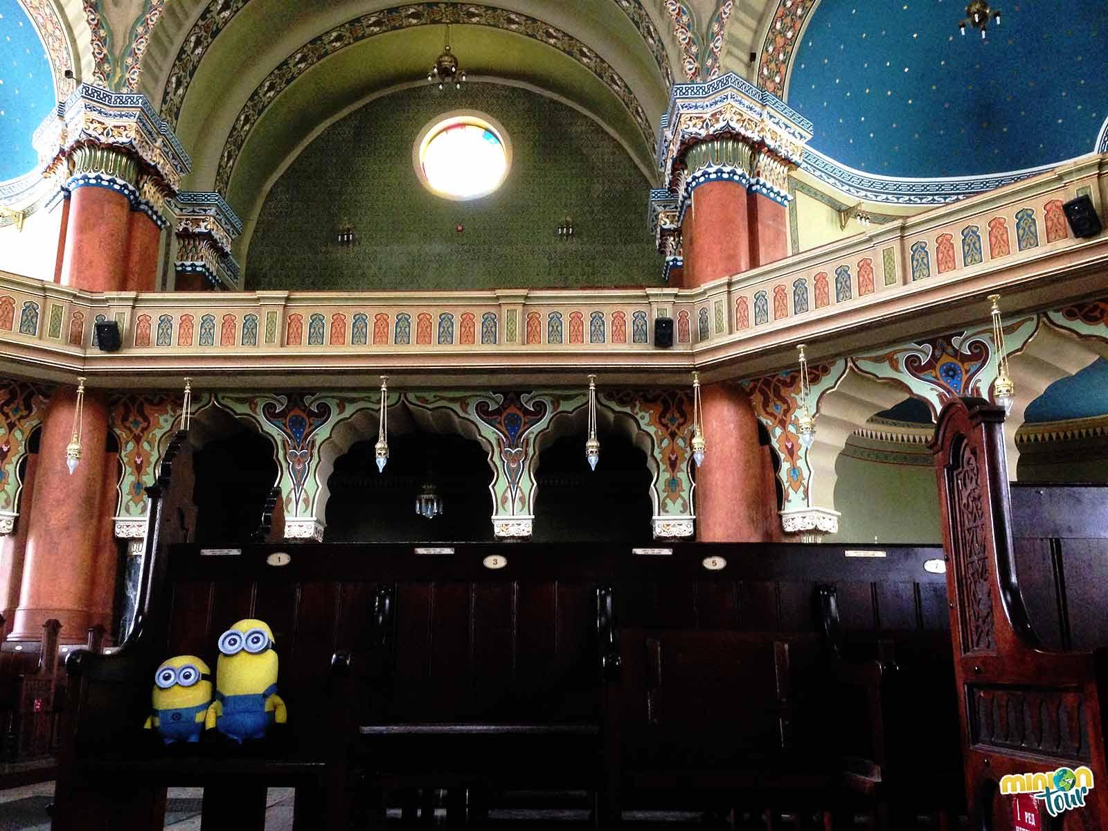 La Sinagoga, una de las cosas que ver en Sofía en 2 días