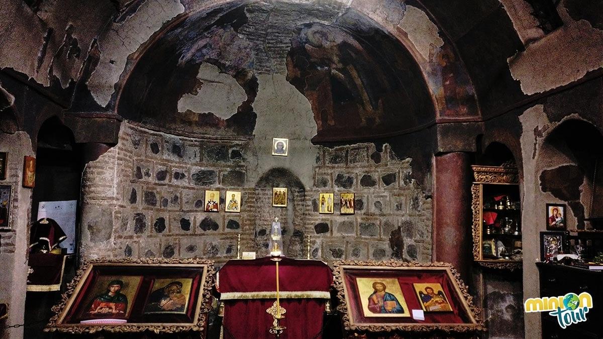 La Iglesia de Sveta Petka Samardzhiiska, una de las cosas que ver en Sofía en 2 días