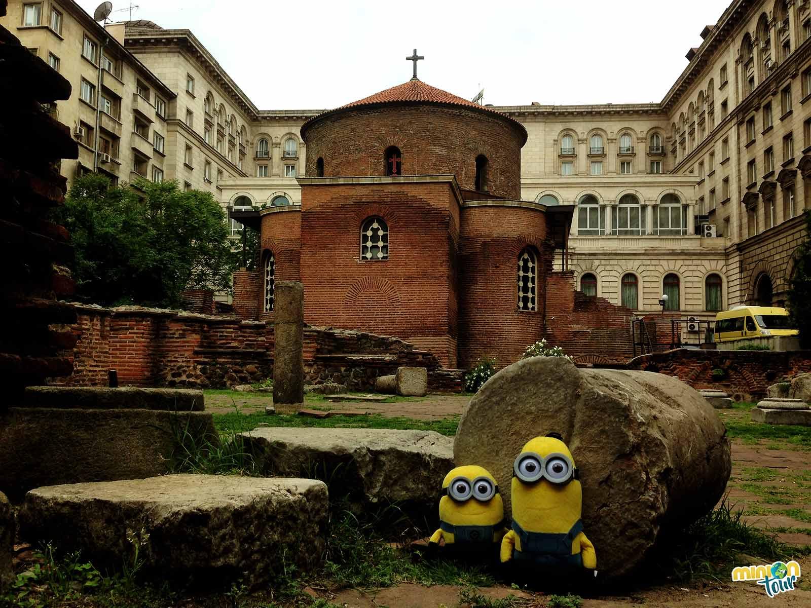 La Iglesia de San Jorge, un imprescindible que ver en Sofía en dos días