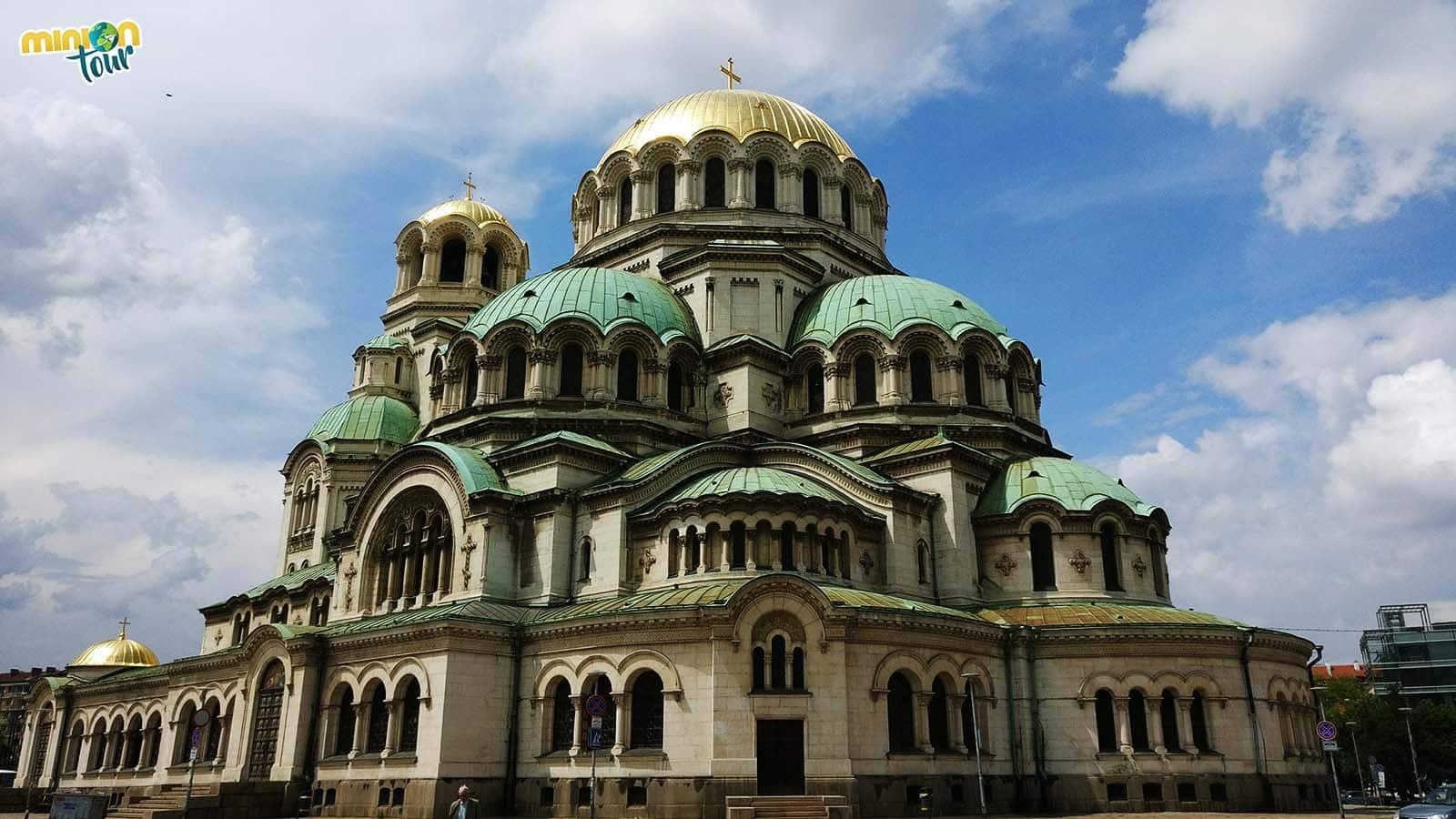 Catedral de Aleksander Nevsky, una de las cosas que ver en Sofía en 2 días