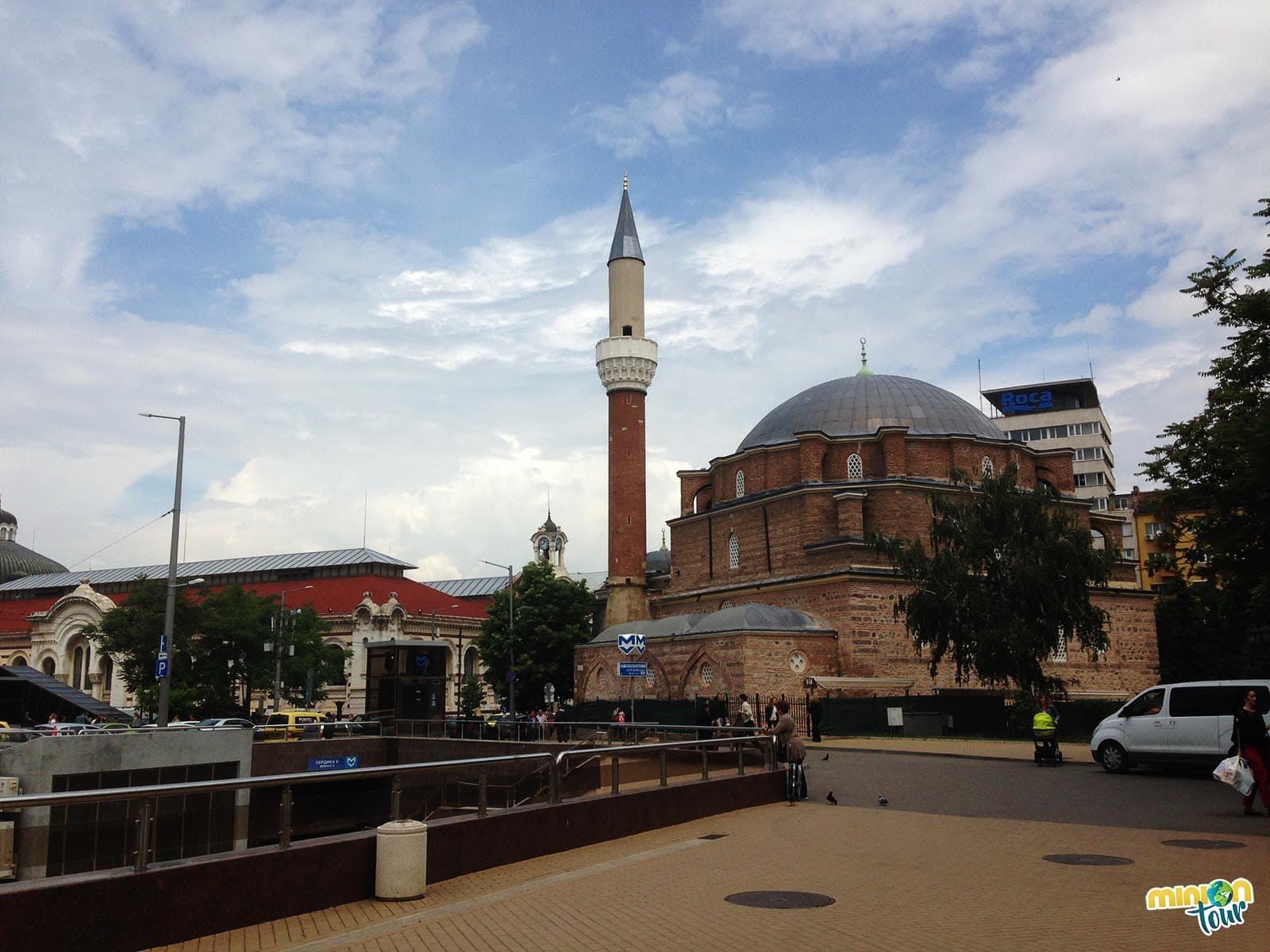 La Mezquita Banya Bashi