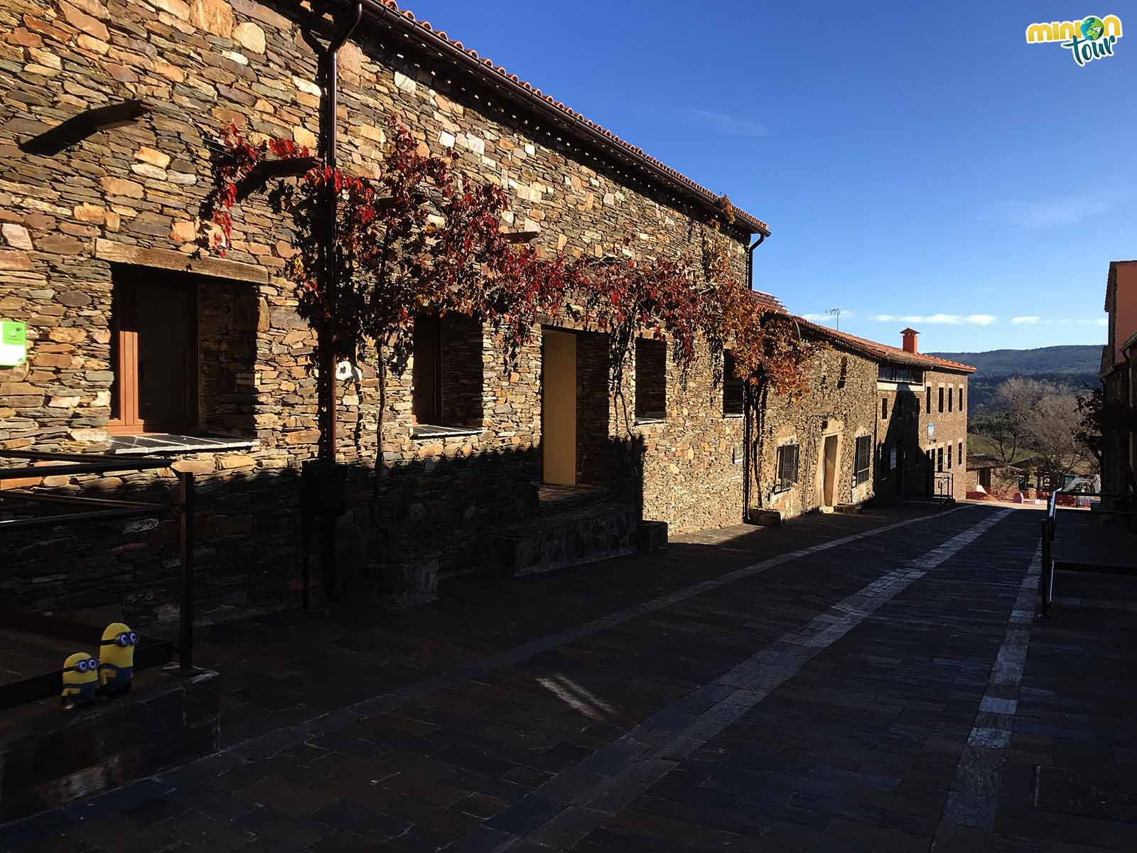Villarreal de San Carlos, un pueblo de una sola calle