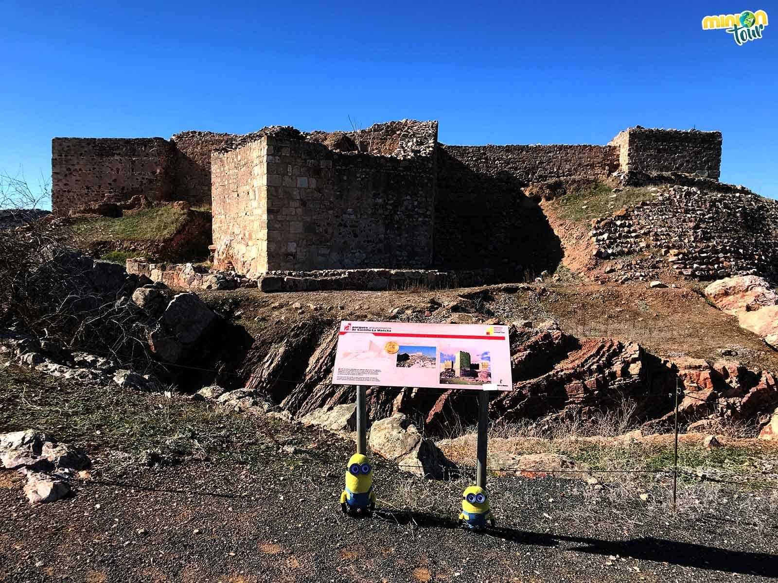 MIniOnTour dispuestos a conquistar el castillo de Alarcos