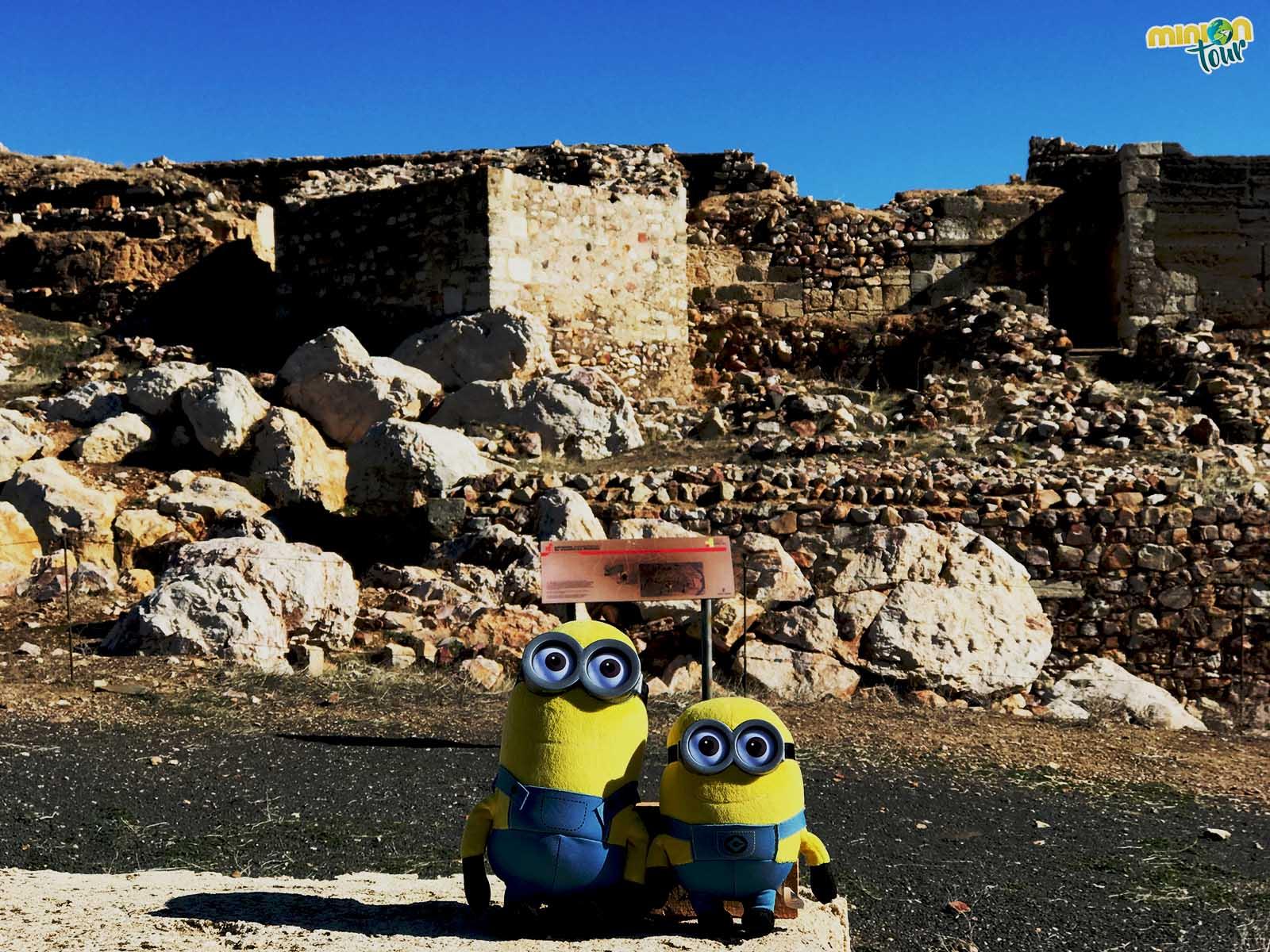 Vigilando el Castillo de Alarcos