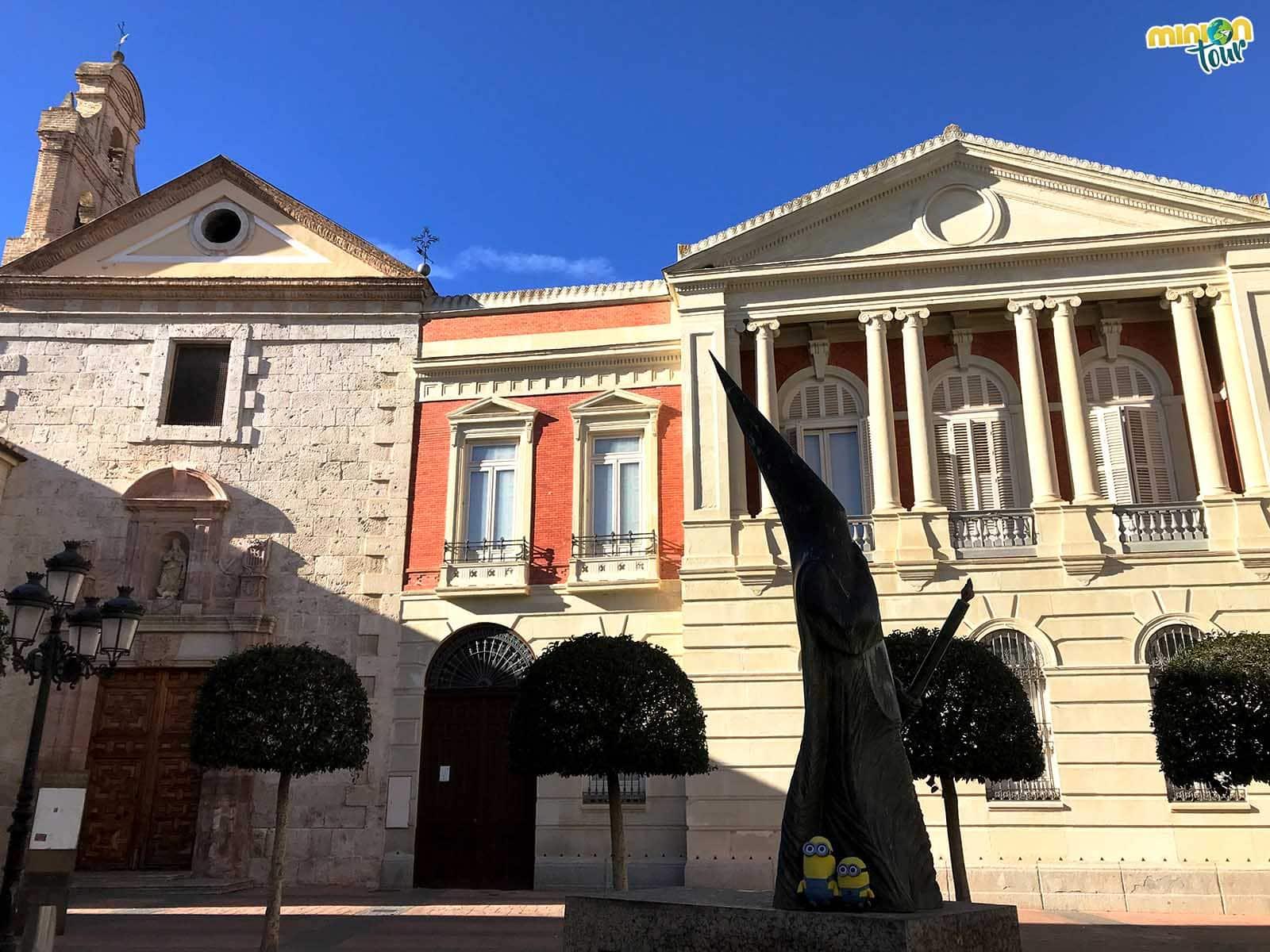 La Diputación y la Iglesia de la Merced, 2 lugares que ver en Ciudad Real