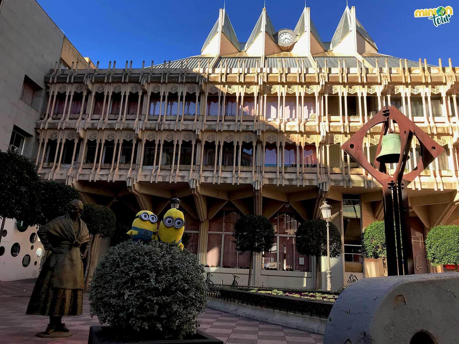 Este Ayuntamiento parece un palacio nórdico
