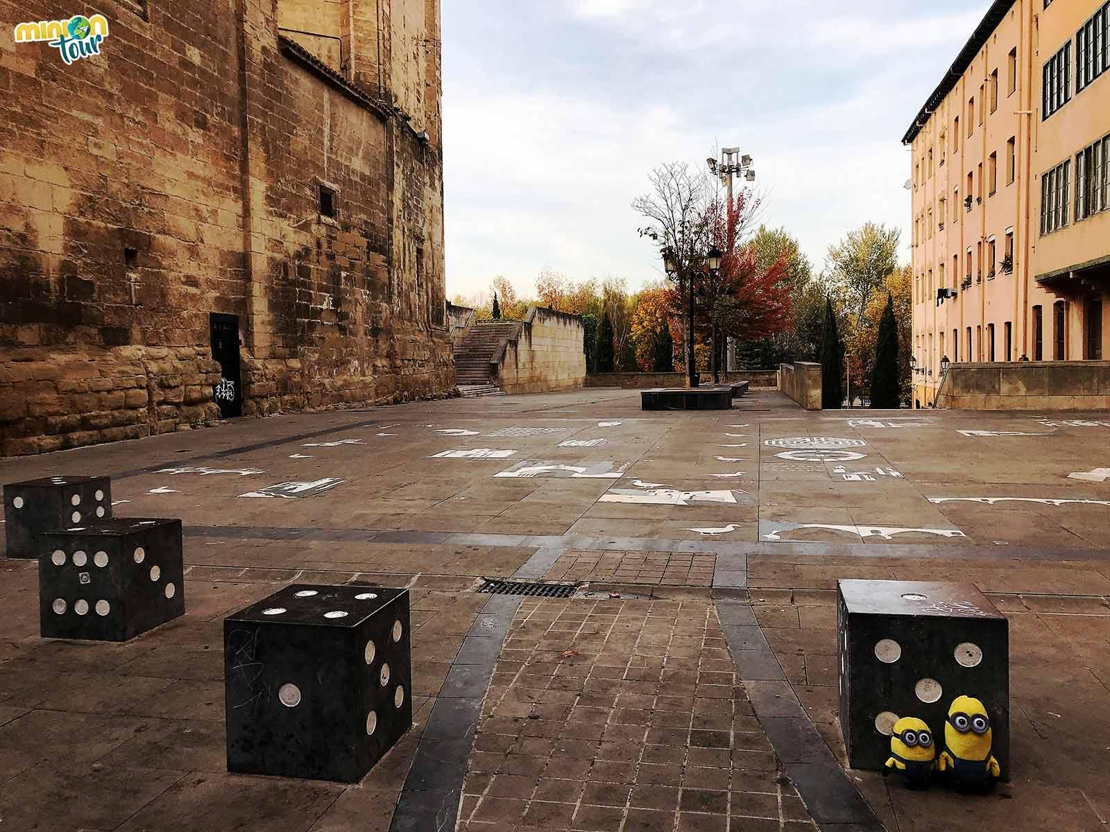 Juego de la Oca en Logroño