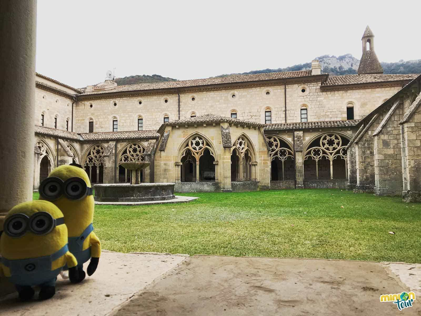 Descubriendo el silencio en el Monasterio de Santa María de Iranzu