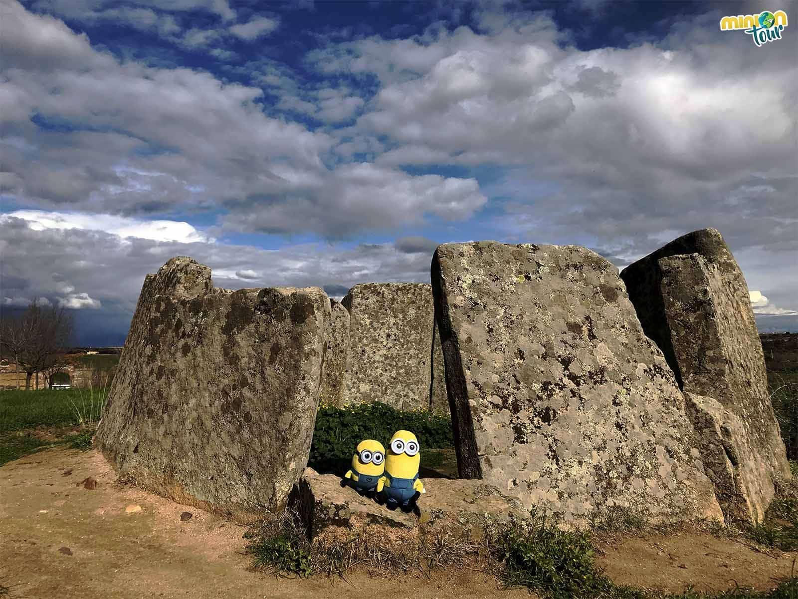Viajando por la España Vaciada descubrimos el Dolmen de Magacela