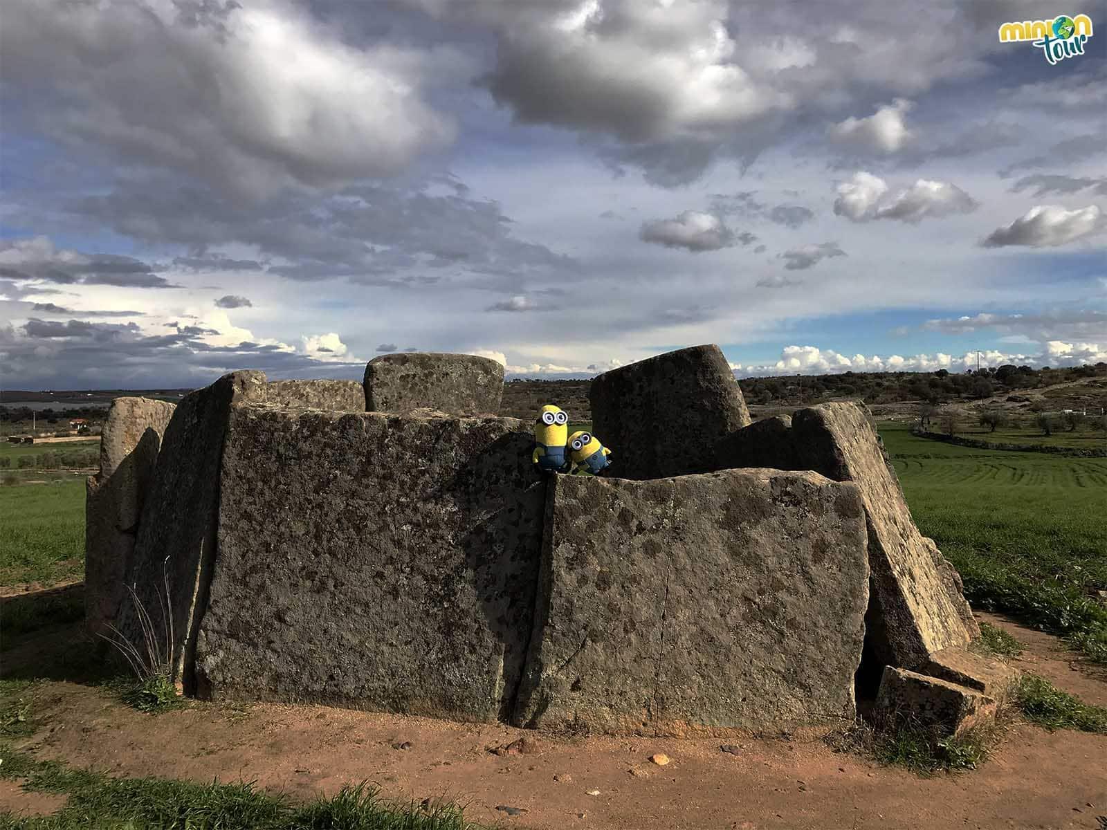 El impresionante Dolmen de Magacela