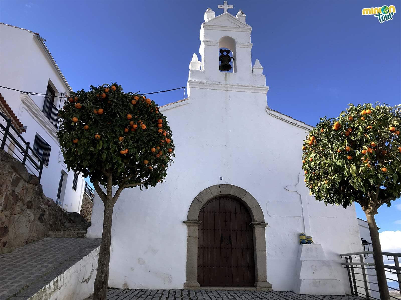 Ermita de San Antonio en Magacela