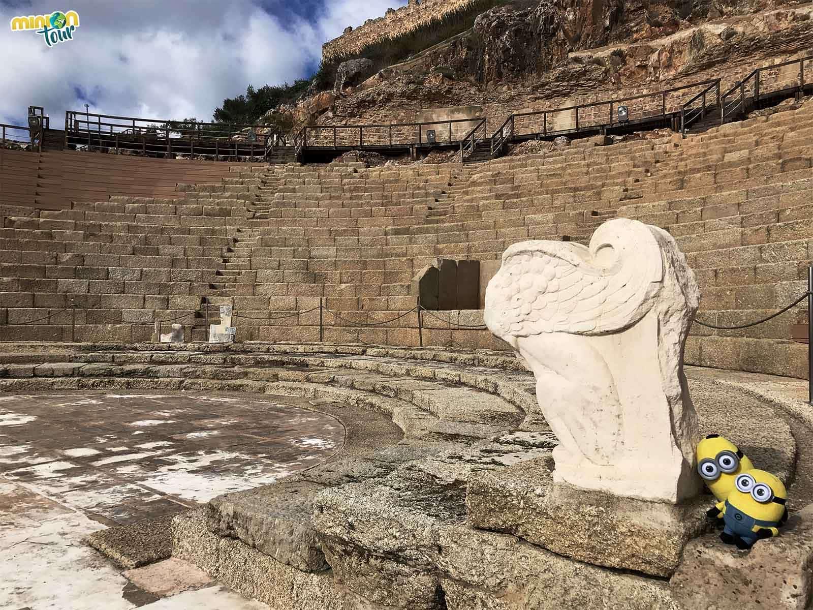 El Teatro Romano de Medellín nos ha flpado