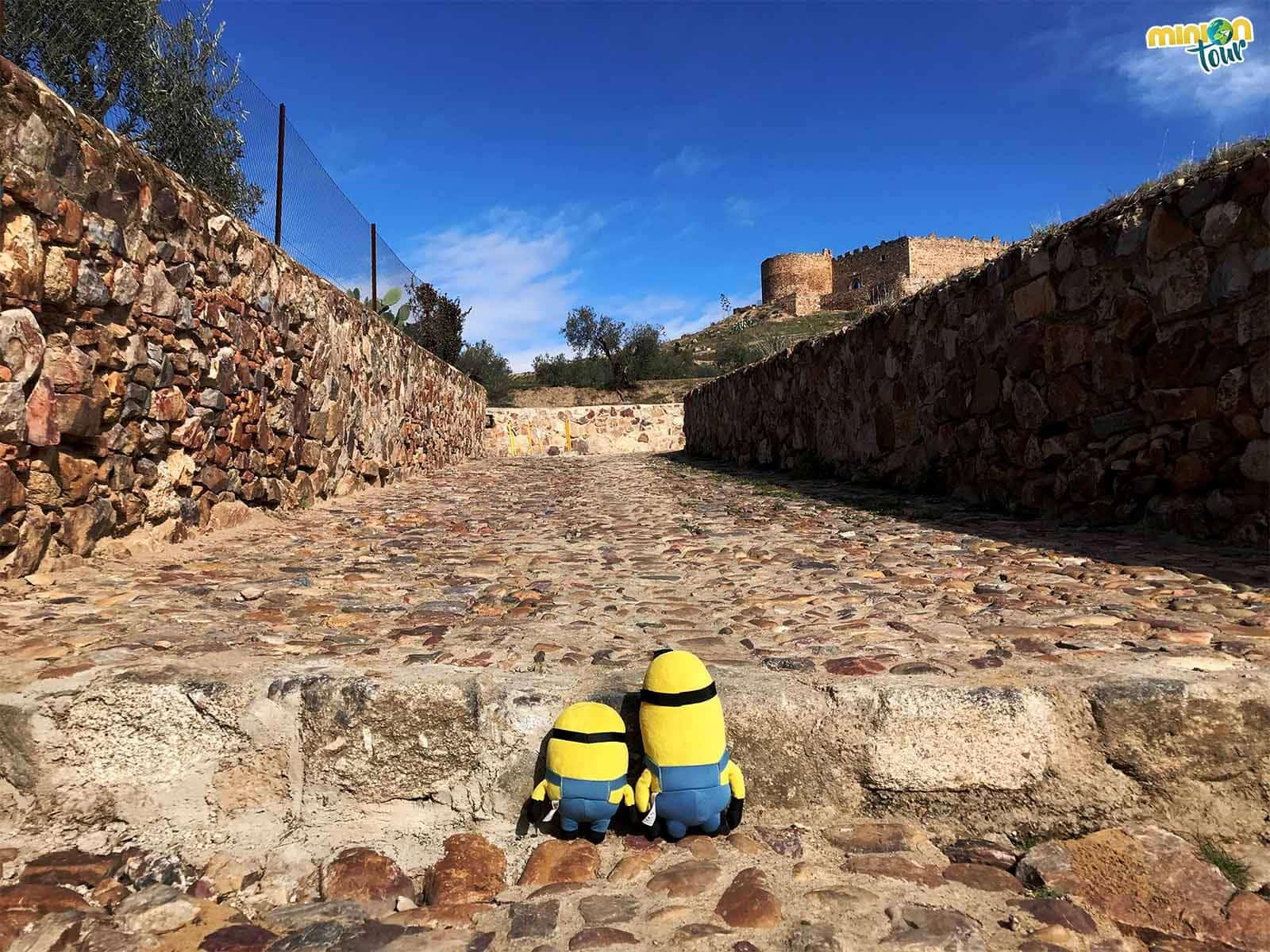 Minions de visita por Medellín en España
