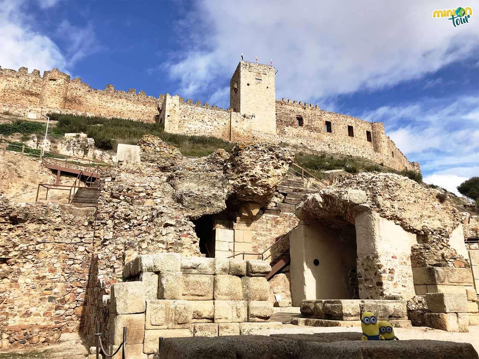 Alucinando con el Teatro Romano y las vistas