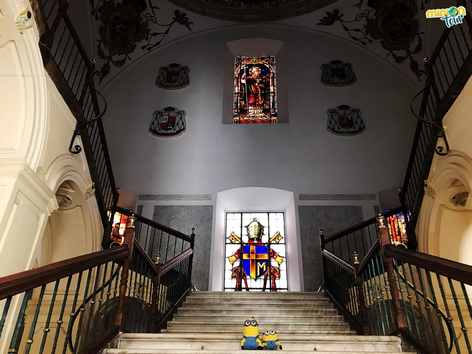 El Palacio Episcopal, una de las cosas que ver en Murcia