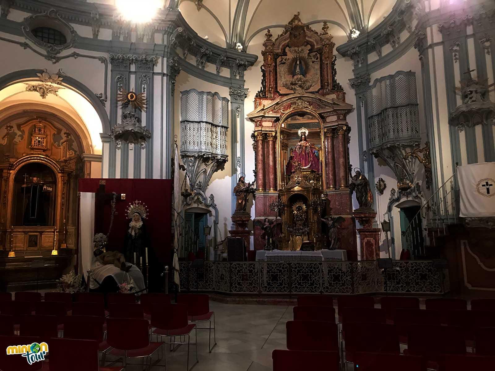 La Iglesia Museo de San Juan de Dios en Murcia