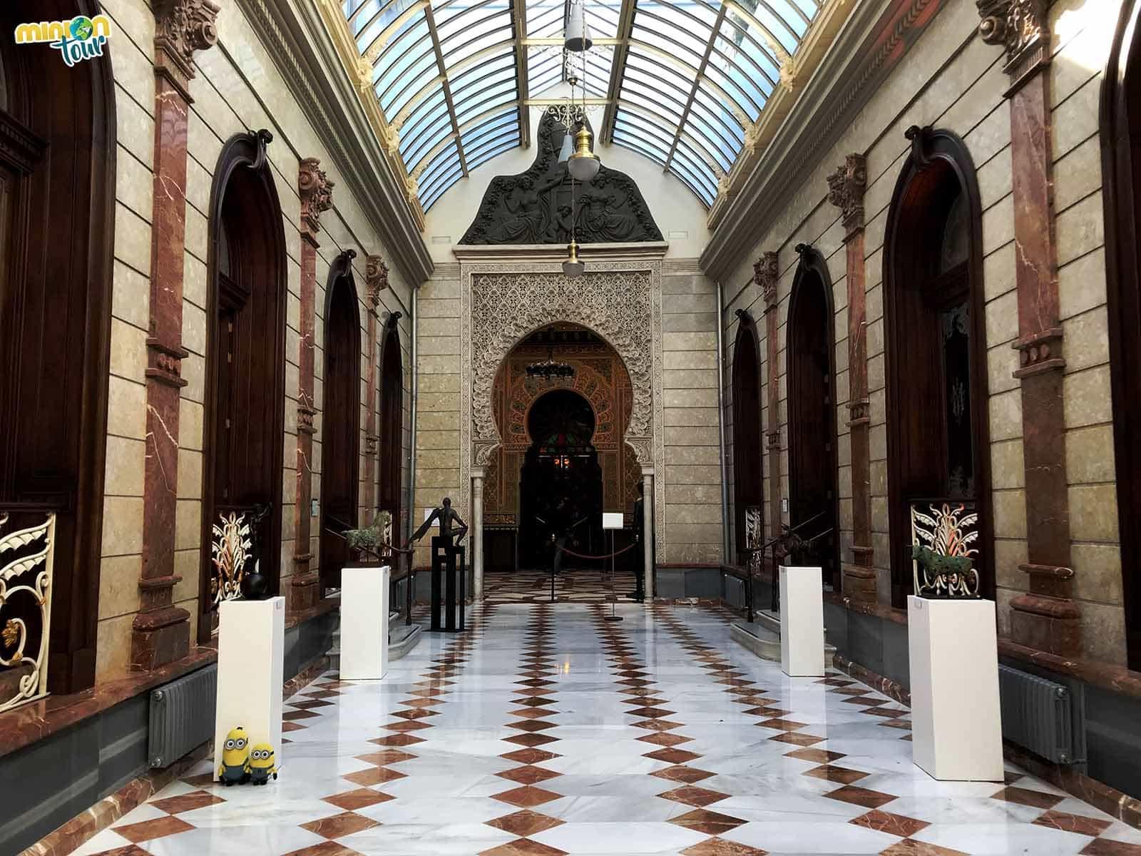 El Casino de Murcia, una joya que ver en Murcia en un fin de semana