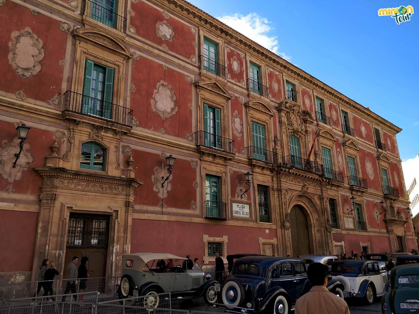 El Palacio Episcopal de Murcia