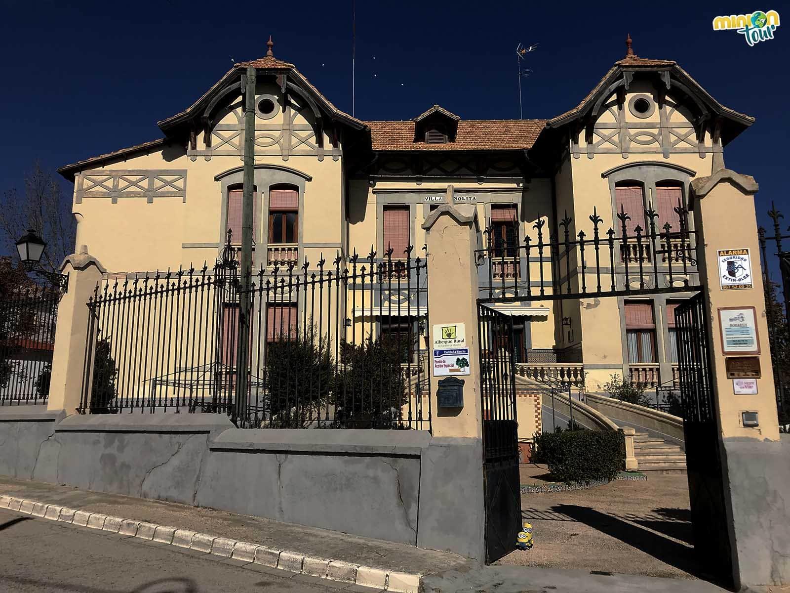Villa Manolita, uno de los lugares que tienes que ver en Fuensanta