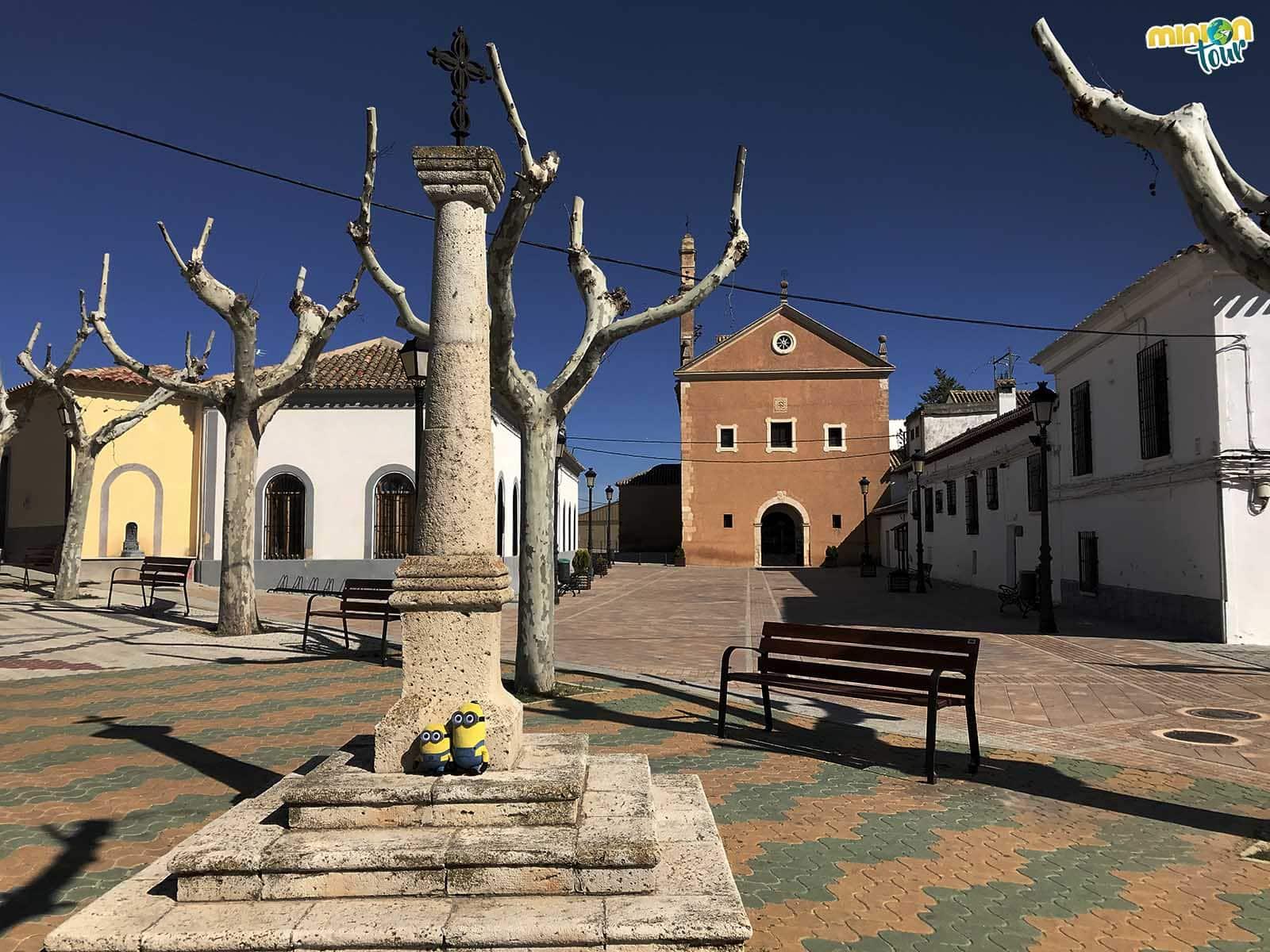 Plaza de Fuensanta