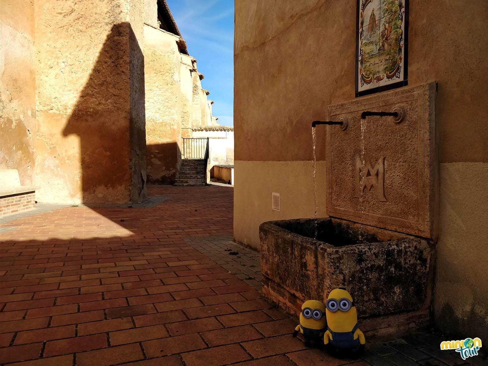 Descubriendo el patrimonio religioso de Fuensanta