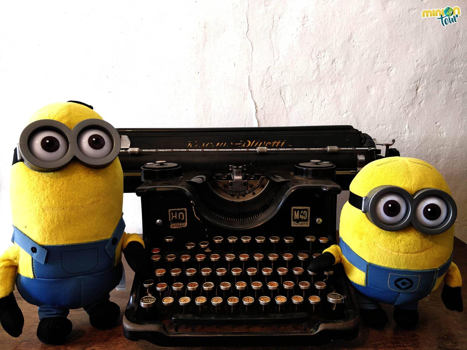 Otra máquina de escribir