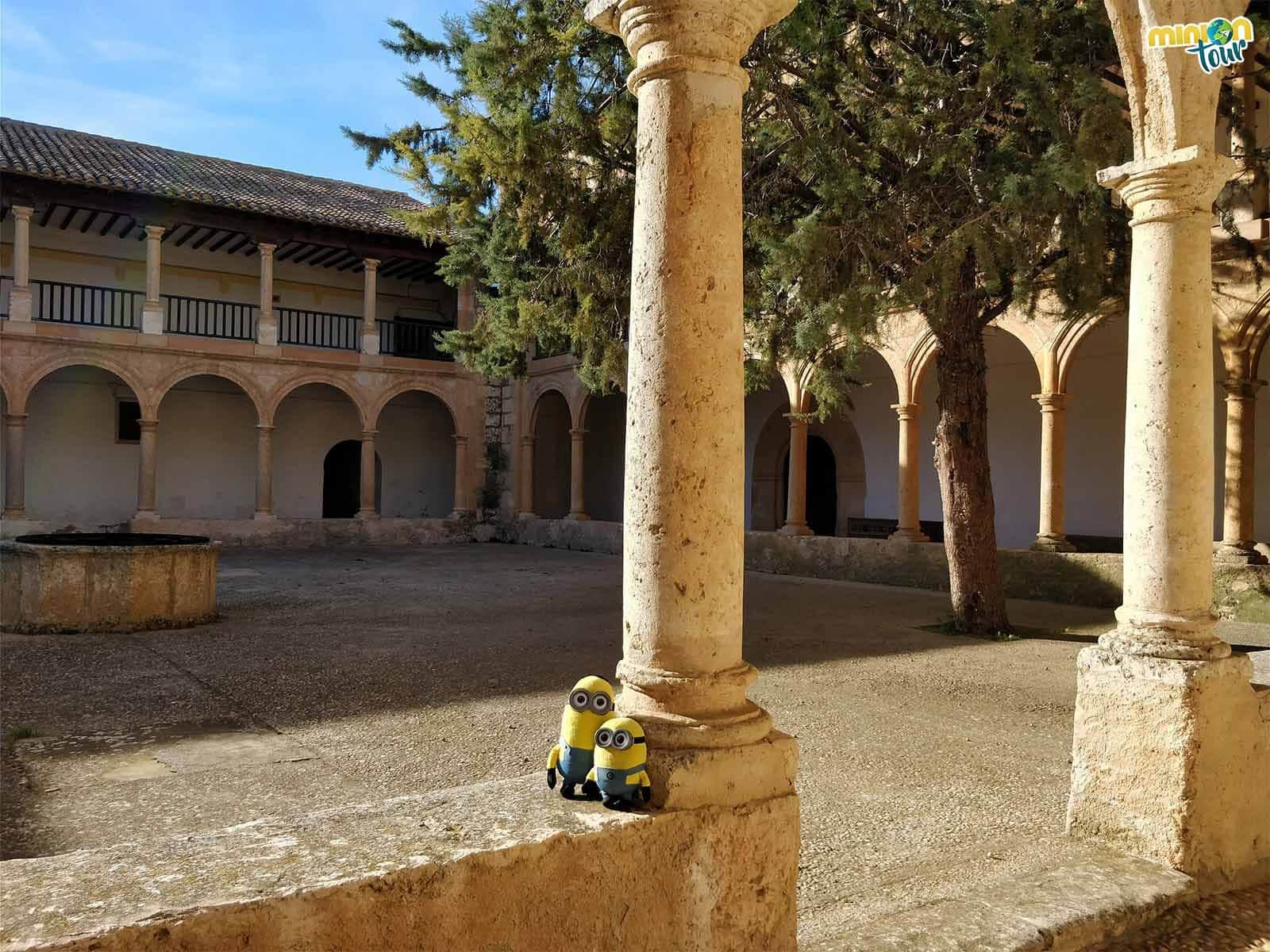 Claustro del Santuario de la Virgen de los Remedios una de las cosas que no puedes dejar de ver en Fuensanta
