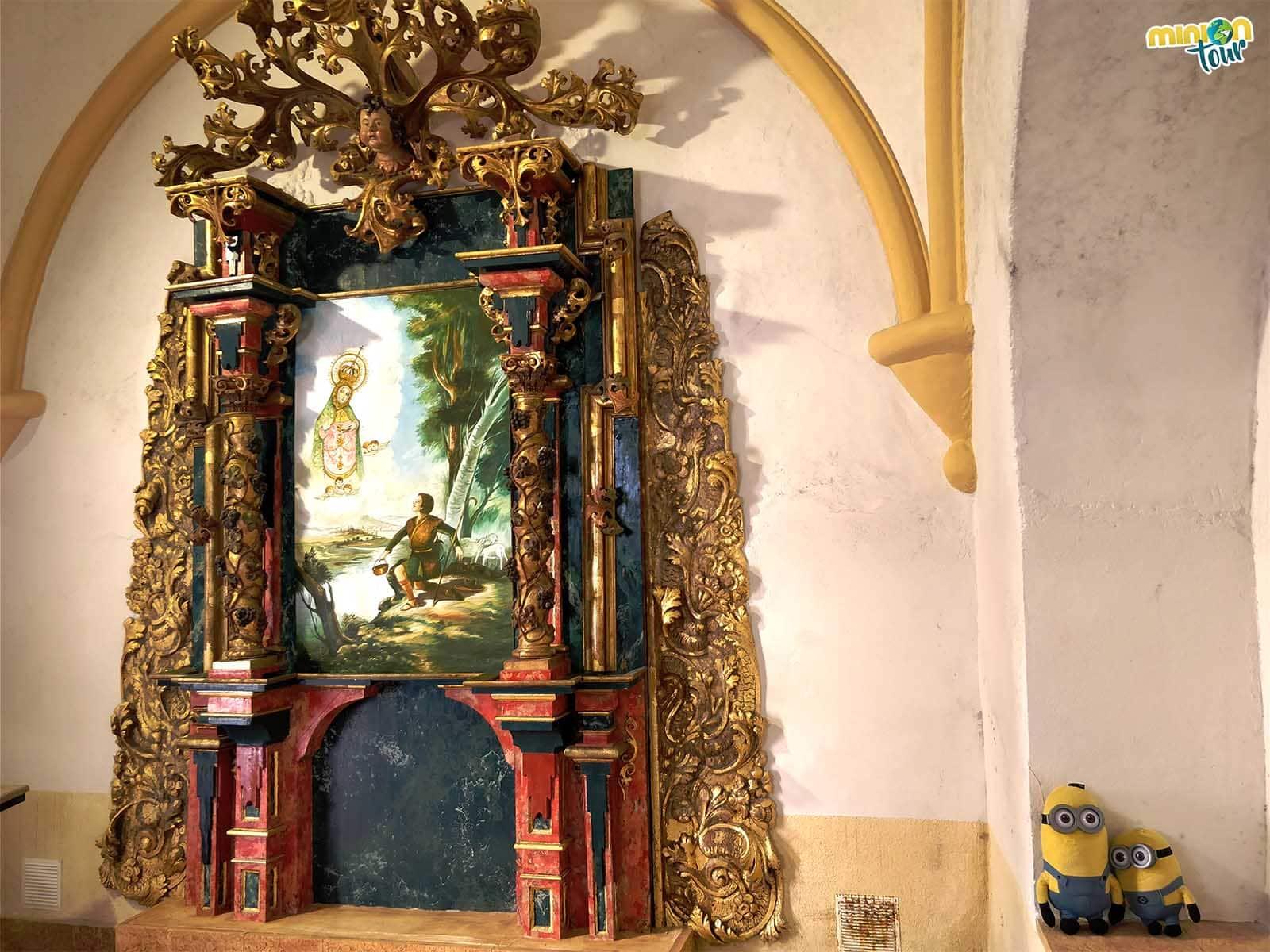 Capilla de Fuensanta, otro de las cosas que tienes que ver del patrimonio religioso de Fuensanta