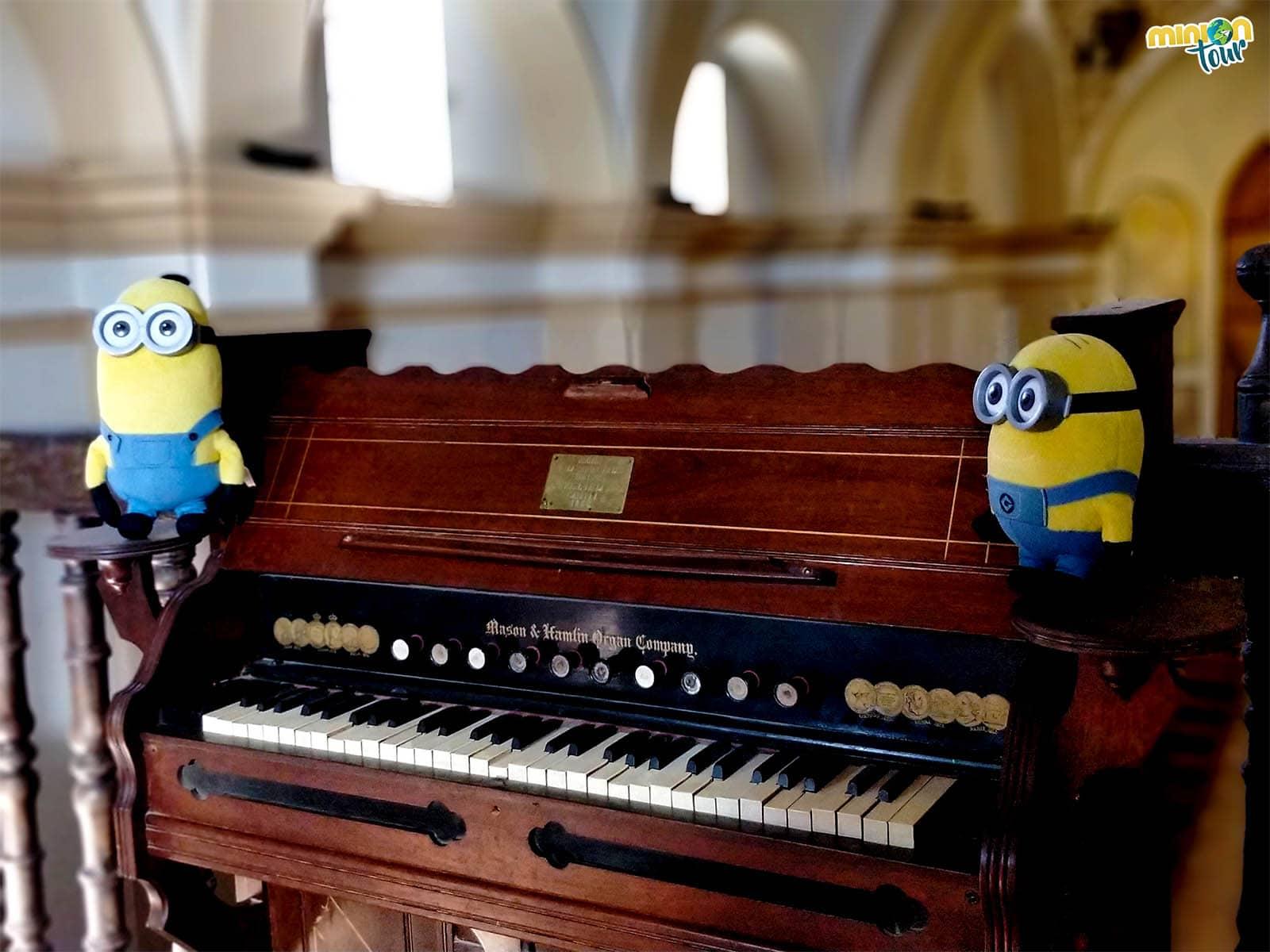 Un instrumento musical