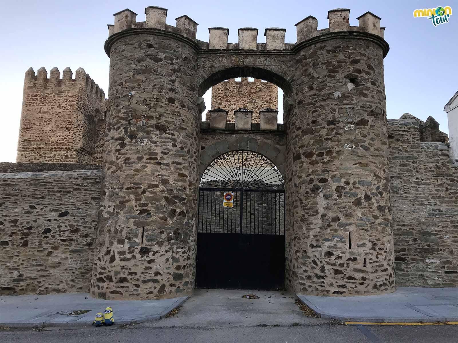 El Castillo de Monroy