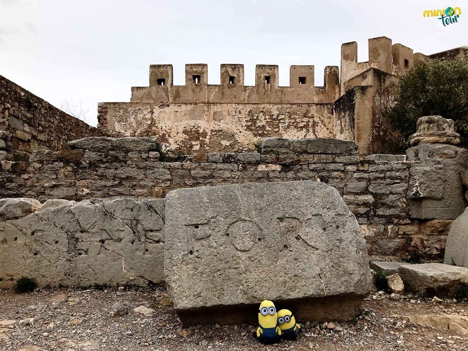 El foro romano de Sagunto