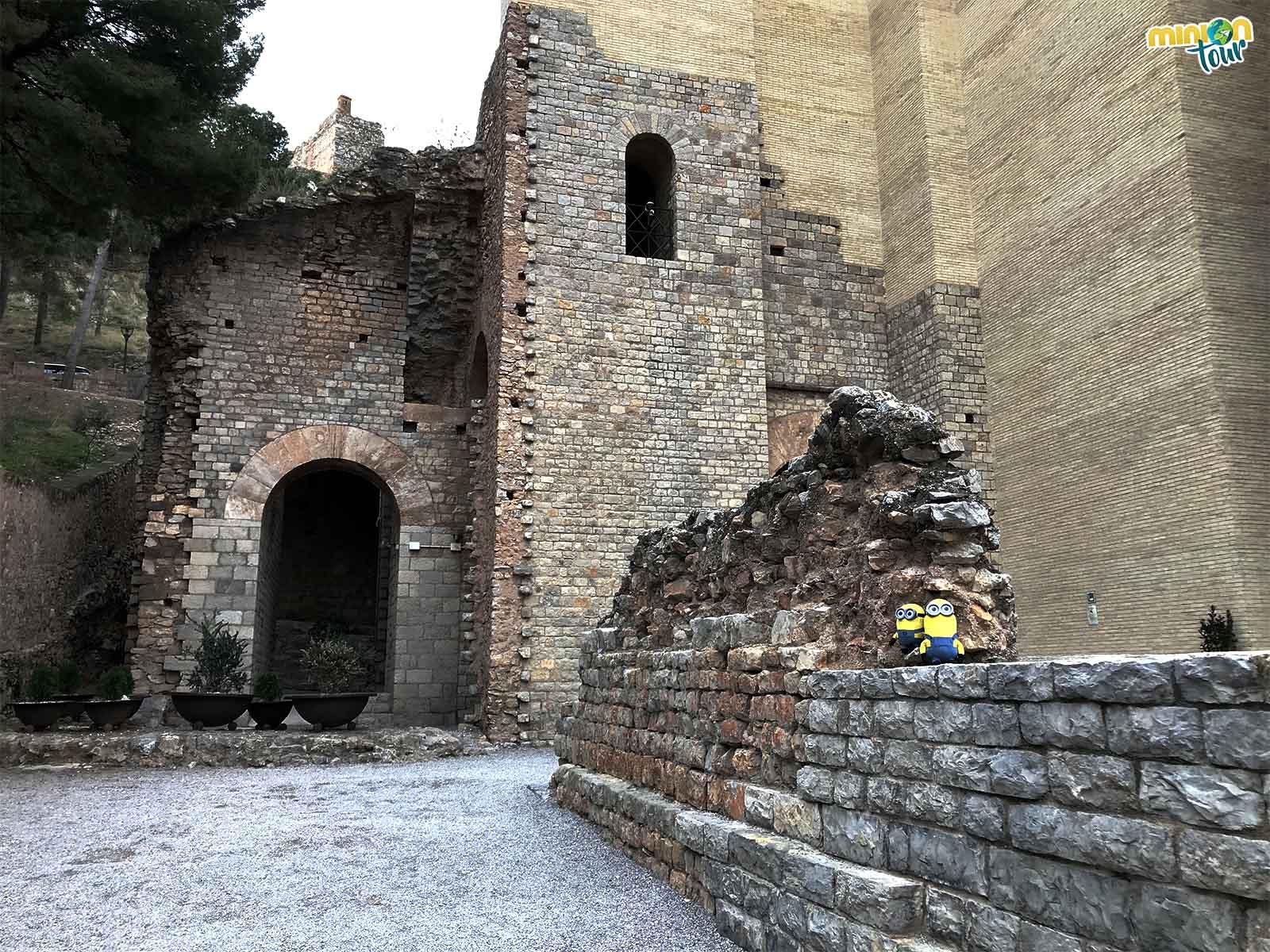 El teatro romano de Sagunto