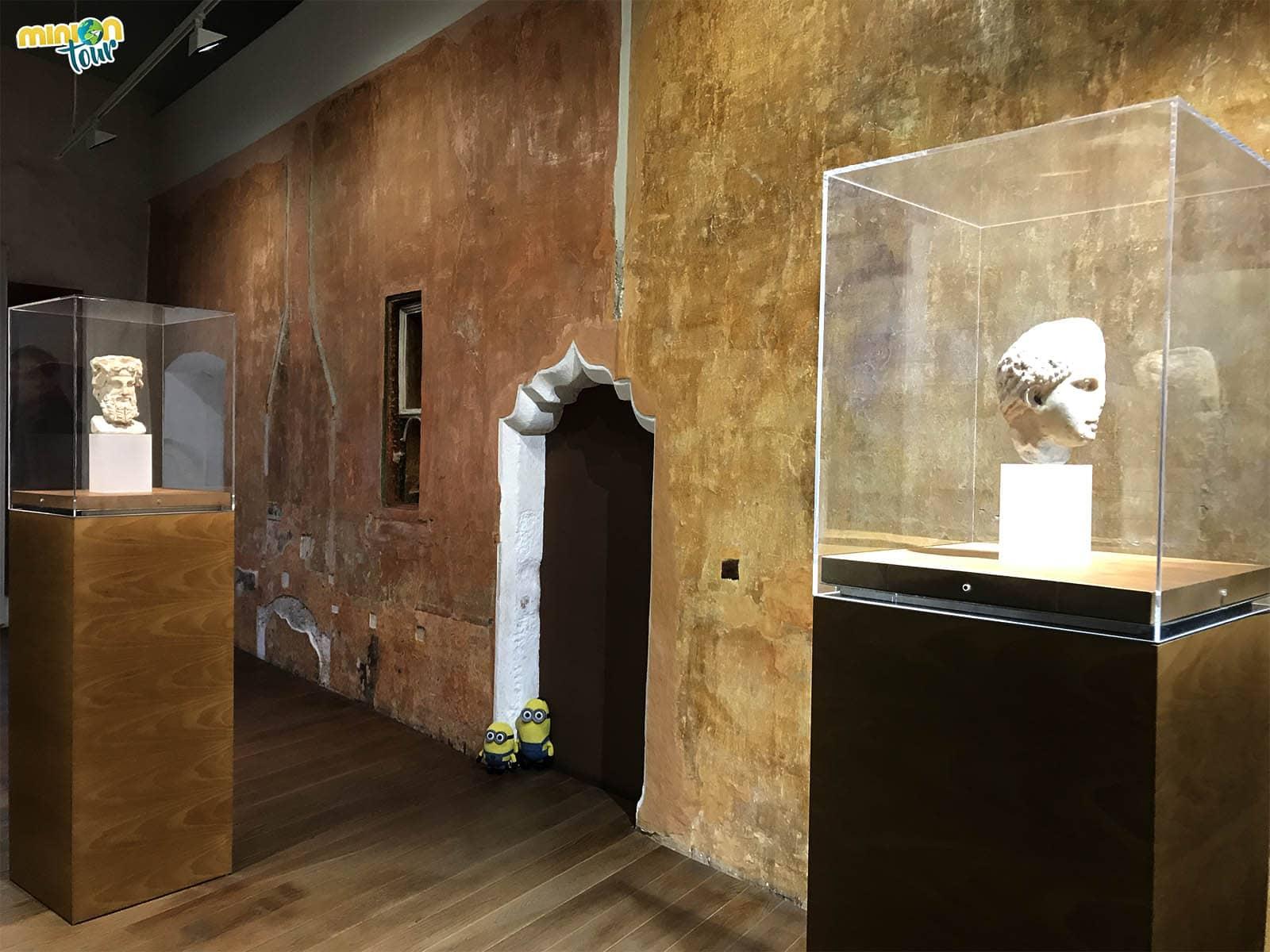 Sala del Museo Histórico de Sagunto