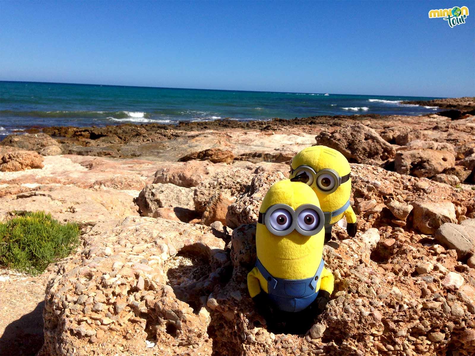 Buscando una playa desierta en la costa del Azahar