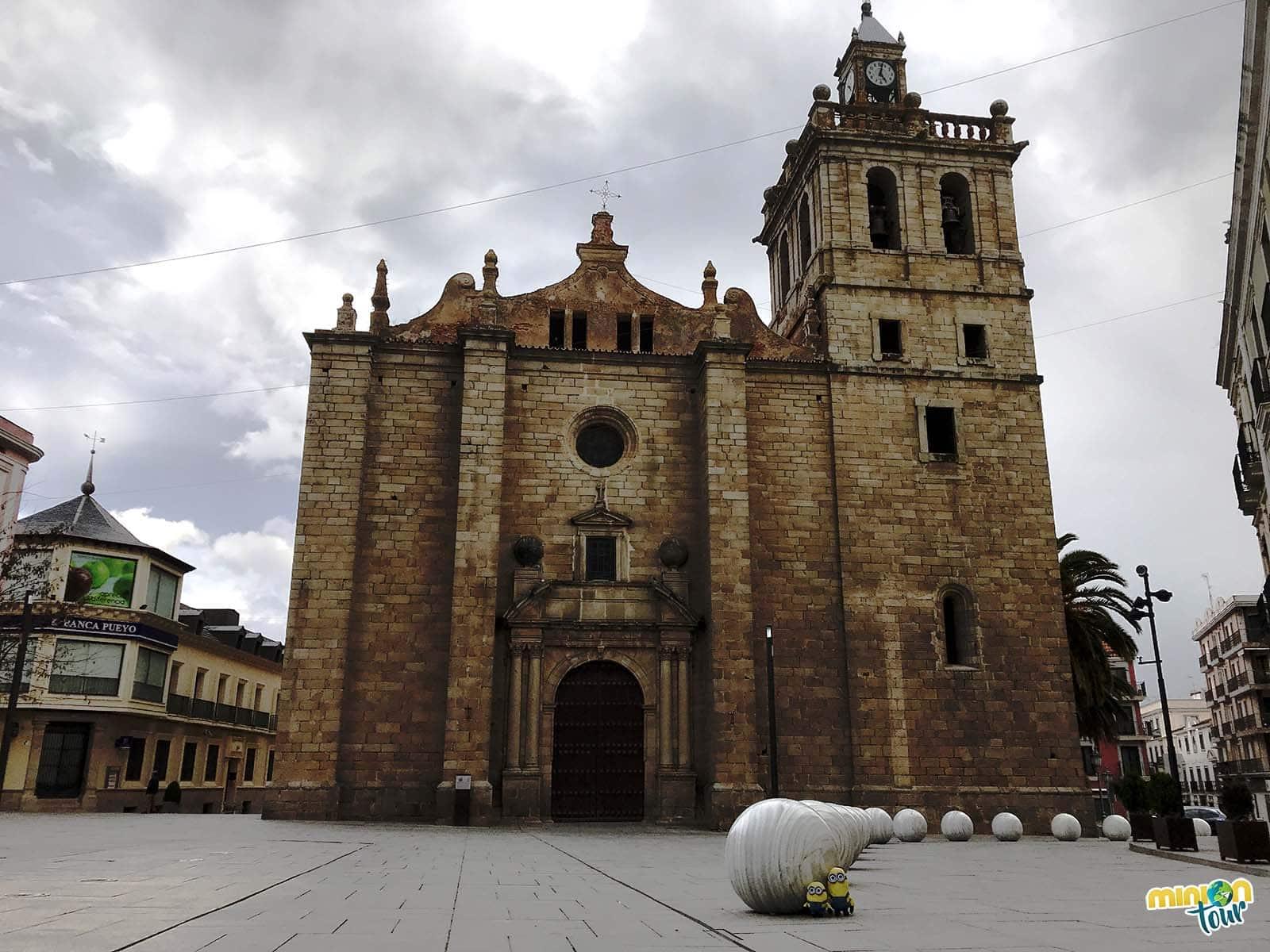 La Iglesia de la Asunción en Villanueva de la Serena
