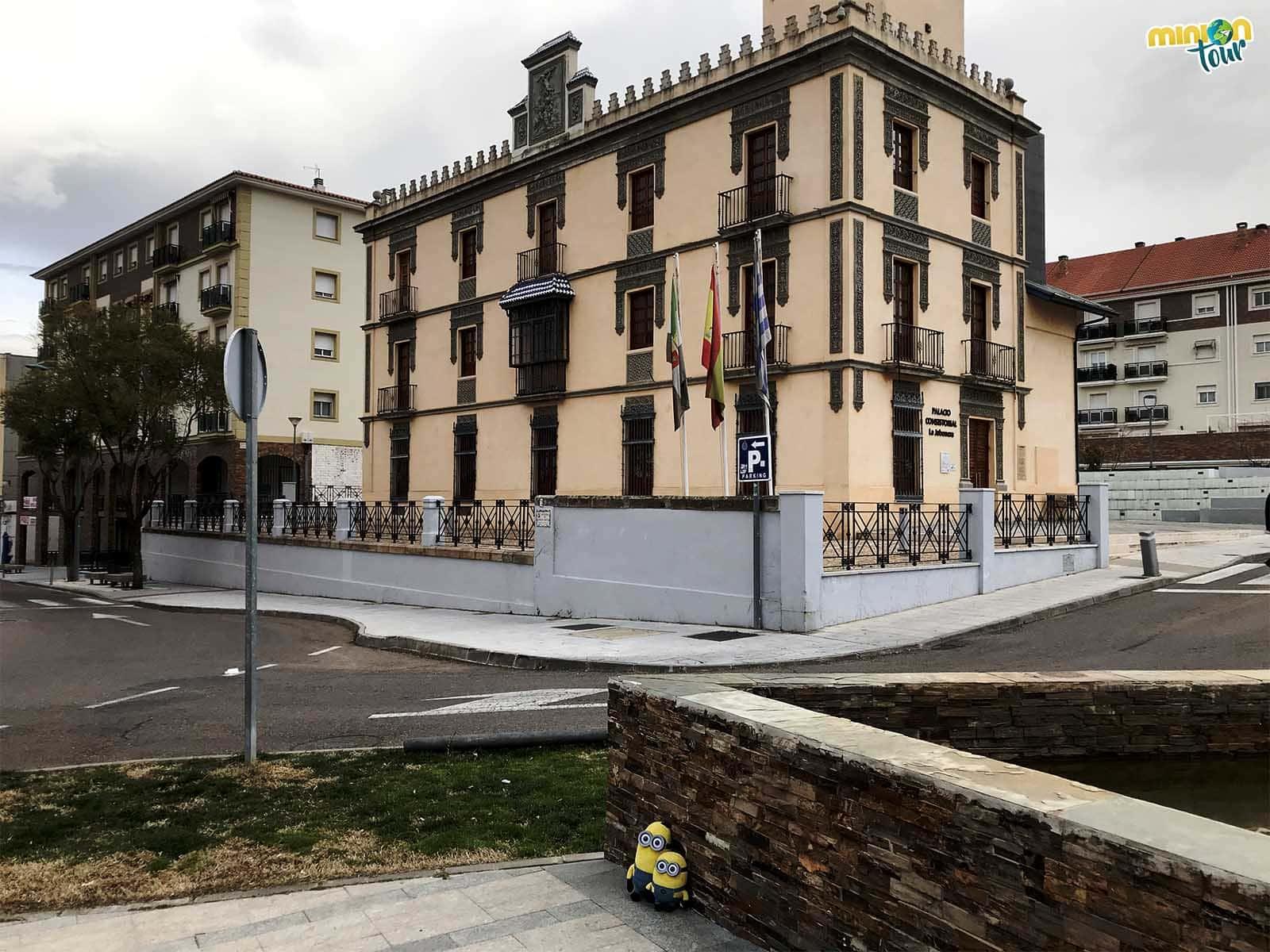 2 Minions en la Jabonera en Villanueva de la Serena