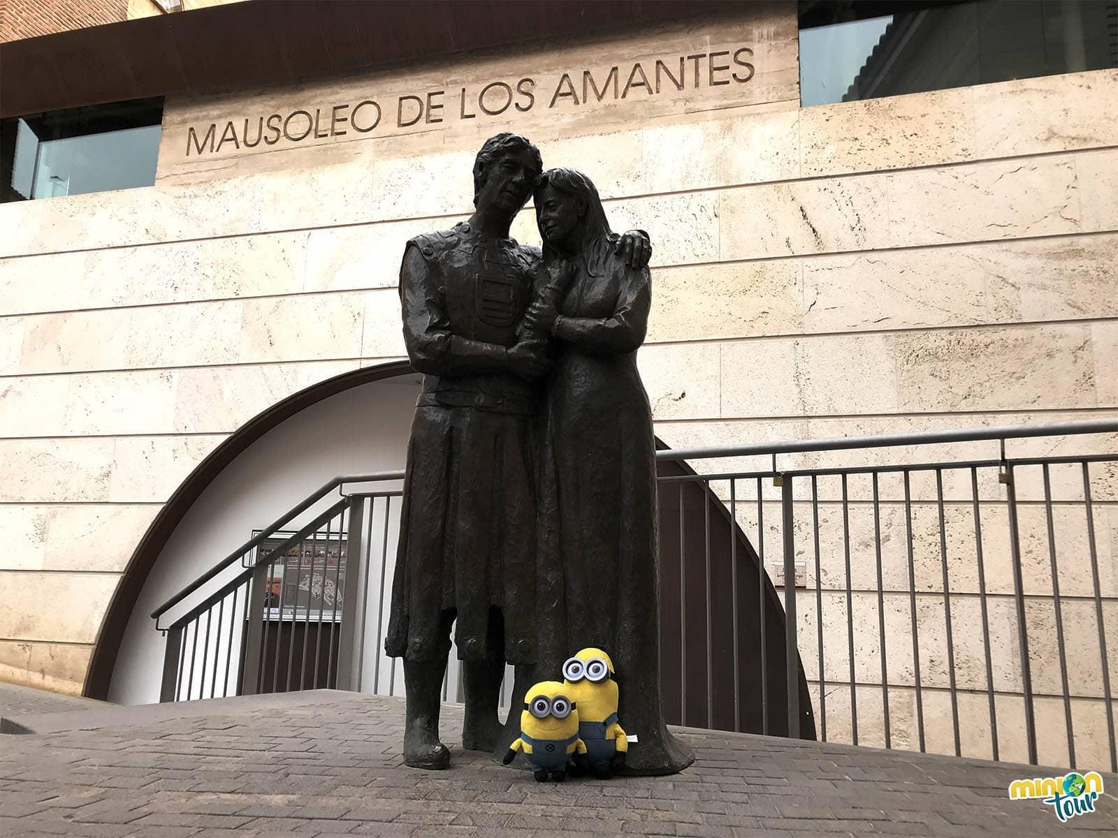 Vaya historia la de los Amantes de Teruel