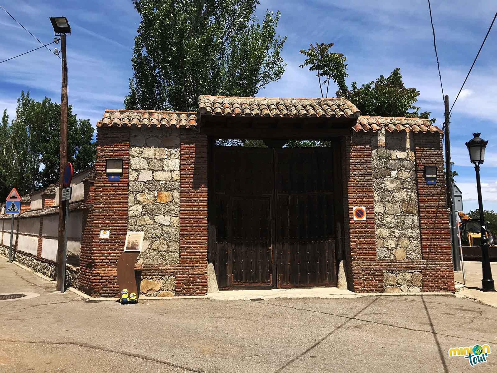 Por Escalona pasa el Camino de Santiago